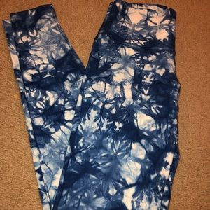 lululemon shibori leggings